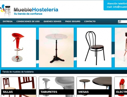 Mueble Hosteleria