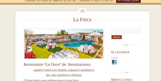 Restaurante en Navalcarnero
