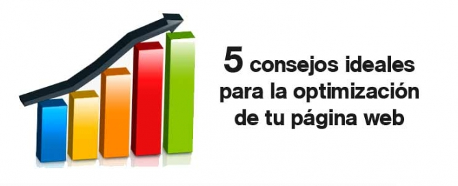 5 consejos para optimizar tu página web. Zoom Digital marketing online