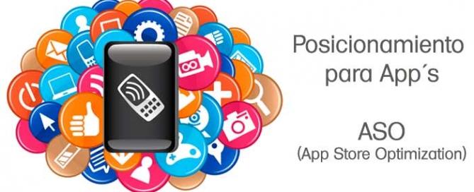 Posicionamiento ASO para aplicaciones móviles. ZOOM Digital, Agencia de Marketing online