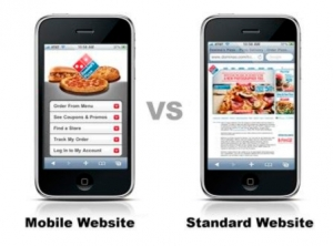 El 50 por ciento de las búsquedas merecen tener una web móvil
