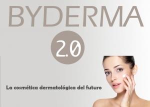 Tienda online realizada para Byderma20. Zoom Digital agencia de marketing online