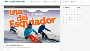 Mensajes Push con el calendario de eventos de tu negocio. Zoom Digital agencia de mkt online en Madrid