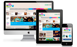 web movil responsive. Zoom Digital 695158171