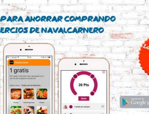 App móvil dinamizador de comercios en municipios