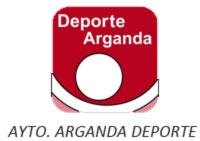 Logo App móvil Arganda Deporte