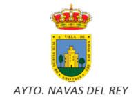 App móvil Navas del Rey