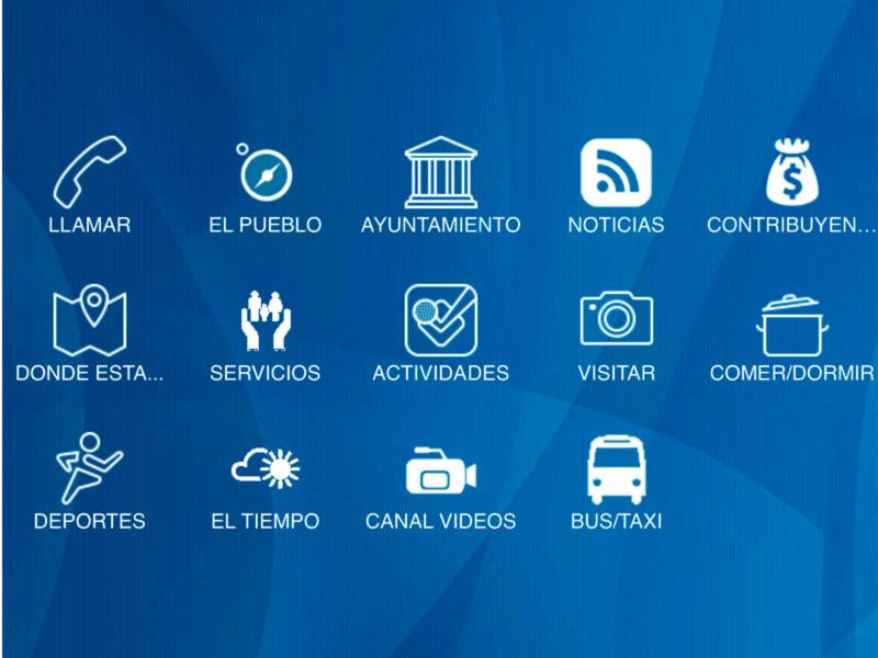 App móvil Ayto Navas del Rey