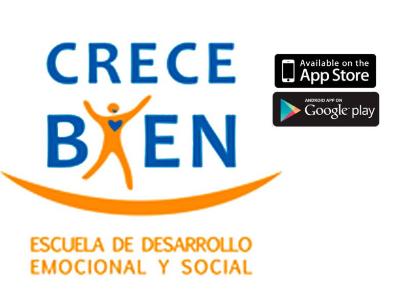 App móvil Crece Bien