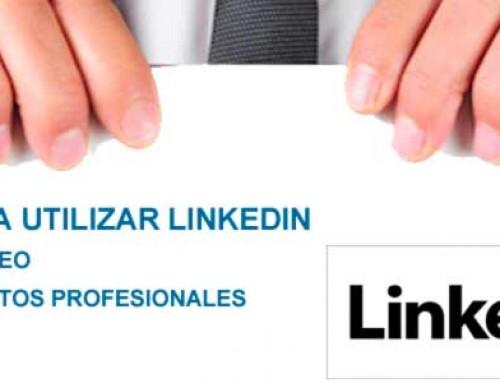 ¿Estas buscando trabajo? ¿contactos comerciales? , Linkedin es tu solución
