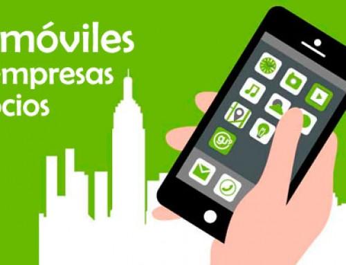 Aplicaciones móviles para negocios y empresas