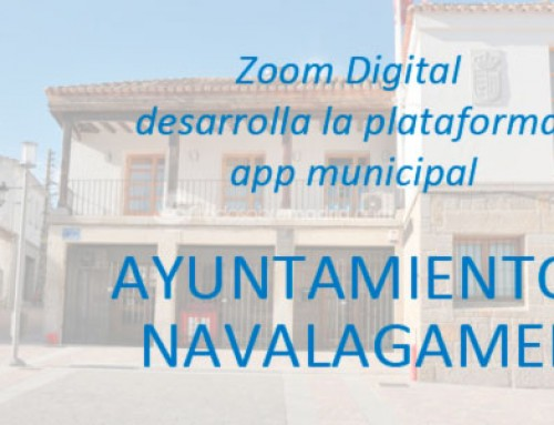 Nueva app móvil ayto. Navalagamella