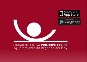 App móvil Ayto Arganda Deporte