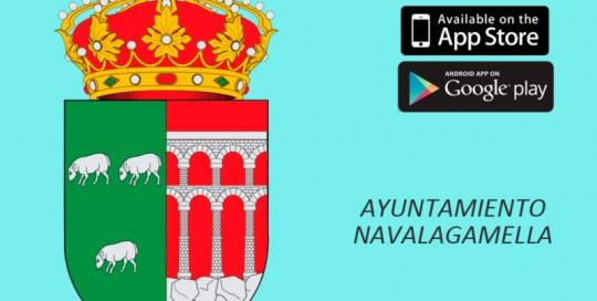App móvil Ayto Navalagamella
