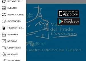 App móvil Ayto Villa del Prado